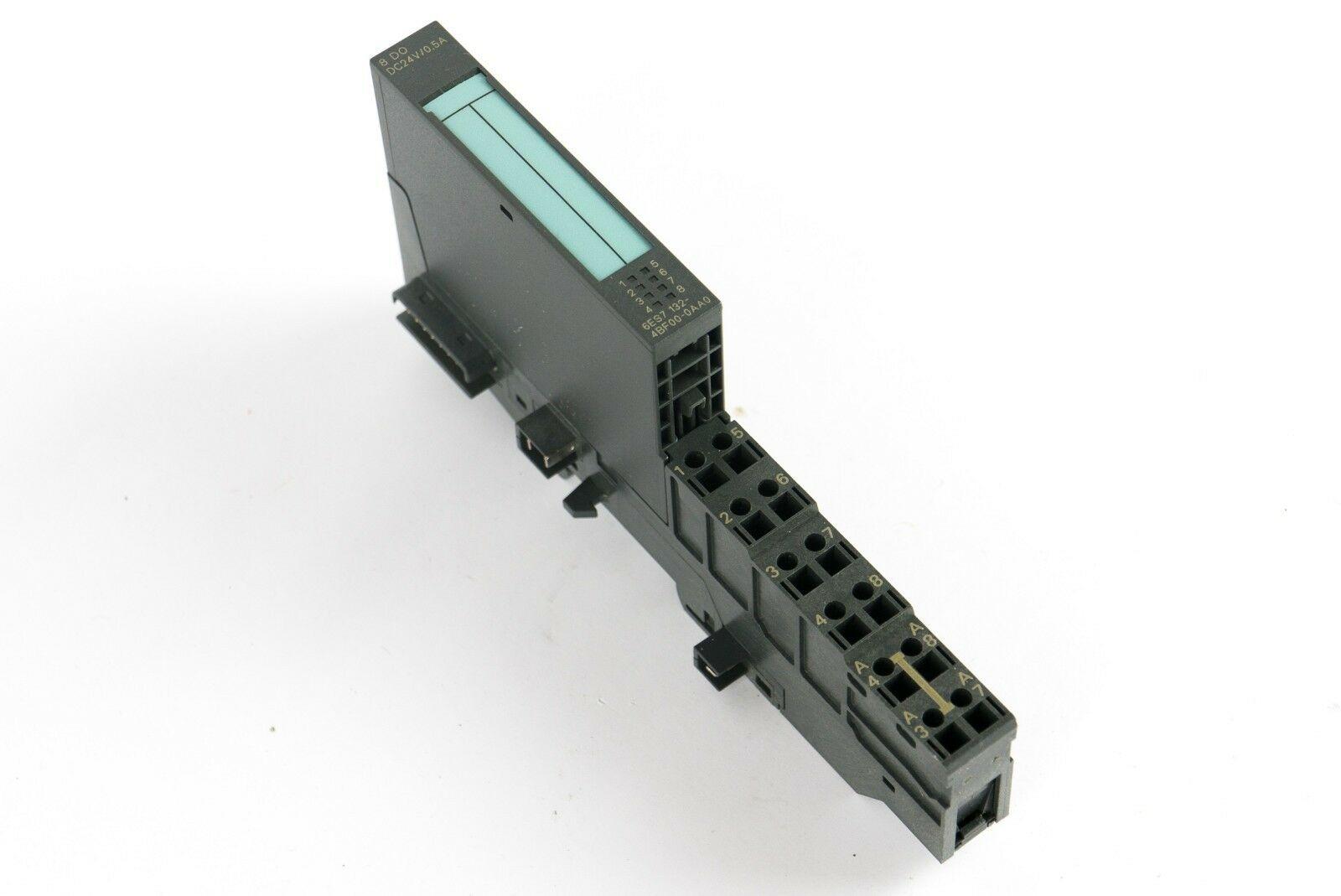 Siemens Simatic s7 6es7 132-4bf00-0aa0 //// 6es7132-4bf00-0aa0