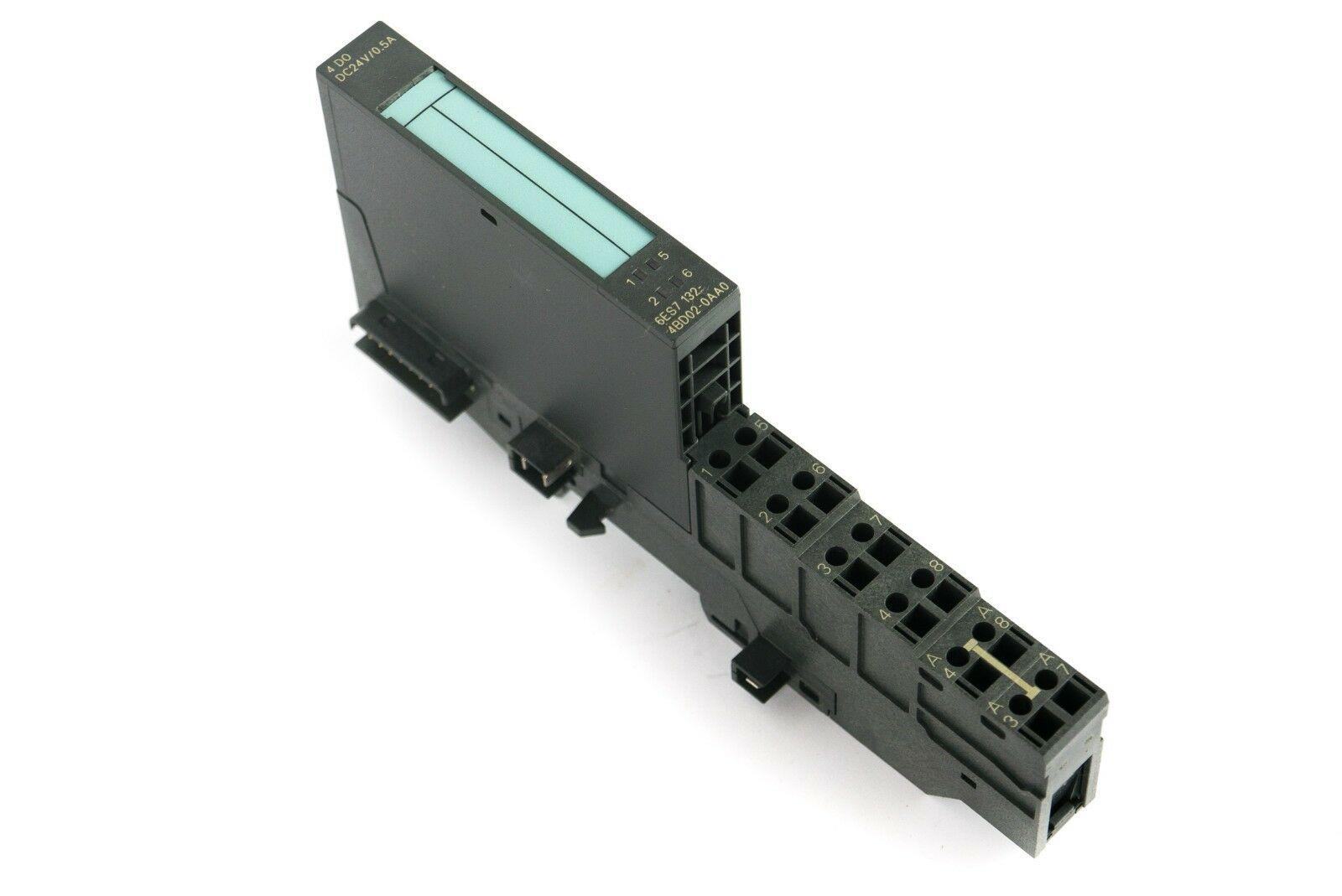 Siemens S7 6ES7132-4BD00-0AA0 6ES7132-4BD00-0AA0