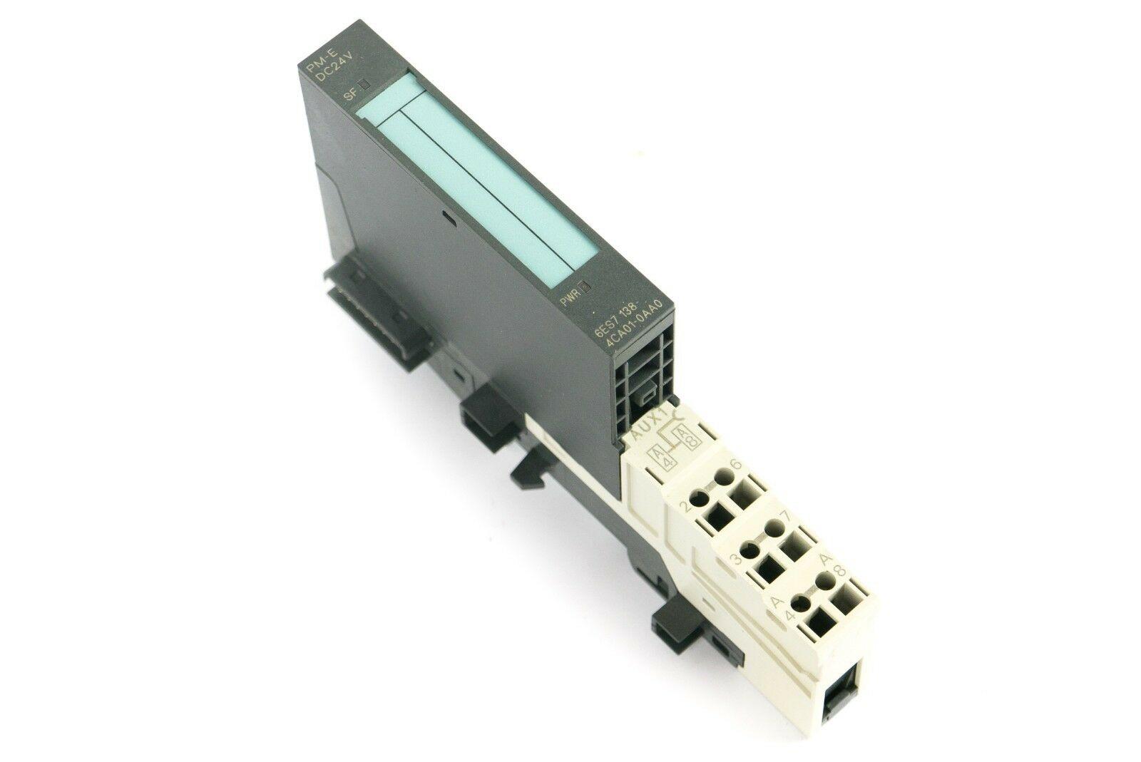 Siemens 6ES7138-4CA01-0AA0 Powermodul